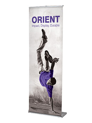 orient pull-up banner sheffield